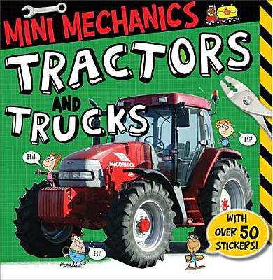 Tractors and Trucks By Bugbird, Tim